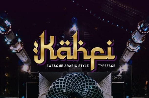 Kahfi-Font