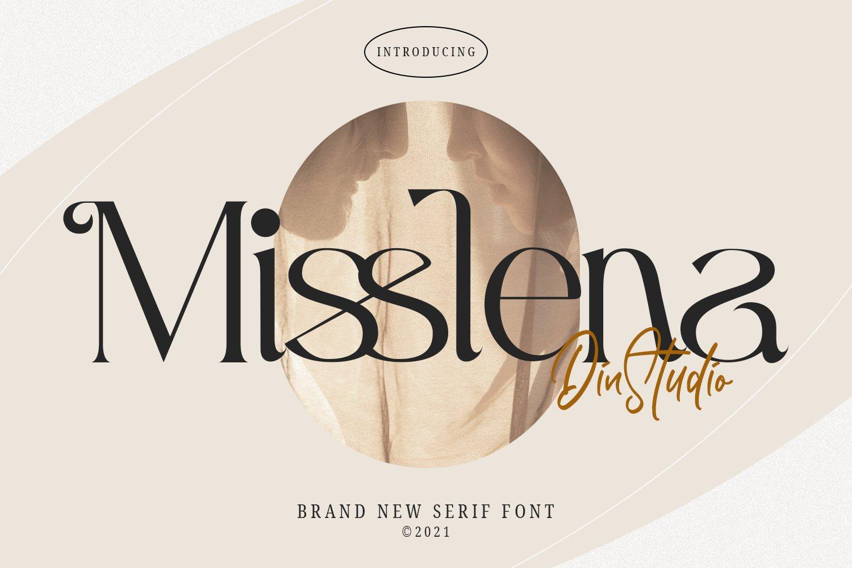 Misslena-Font