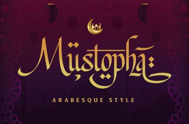 Mustopha-Font