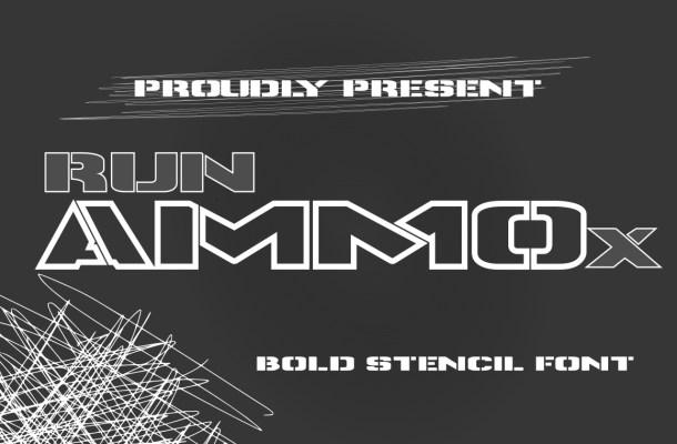 Runammox Font