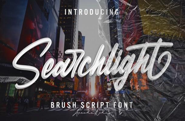 Searchlight-Font