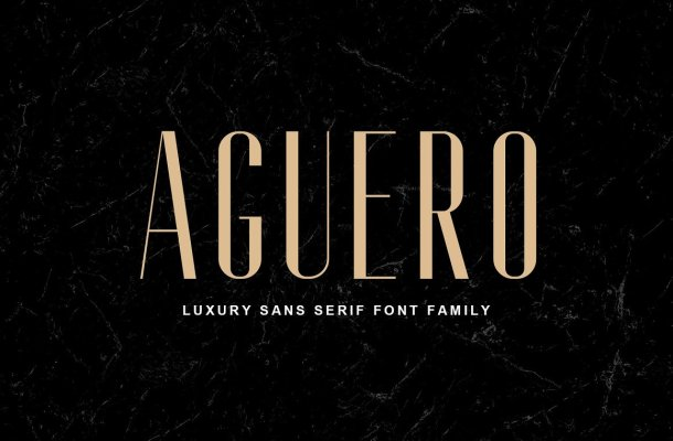 Aguero Font