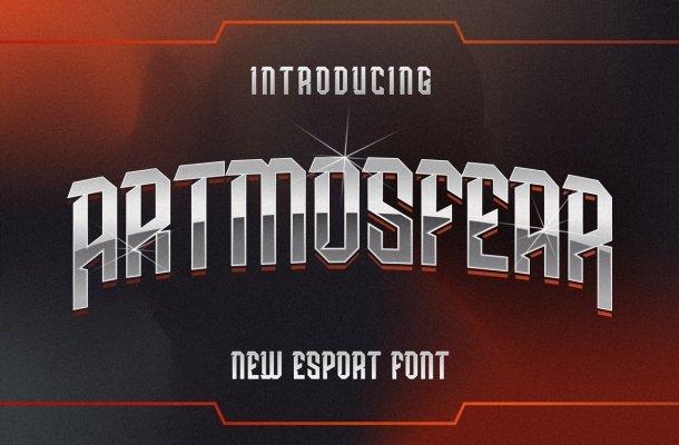 Artmosfear-Font