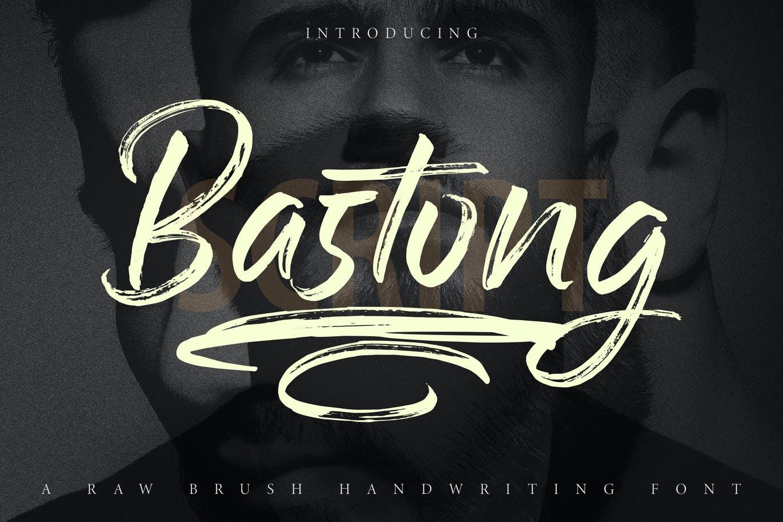 Bastong-Font