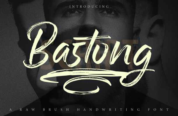 Bastong Font