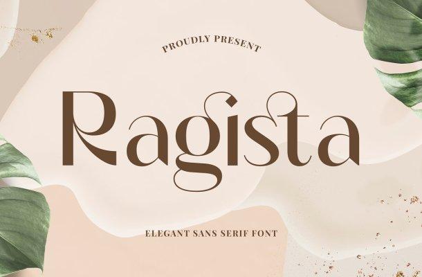 Ragista Font
