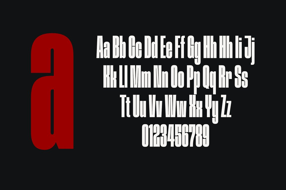 Procerus-Font-Family-3