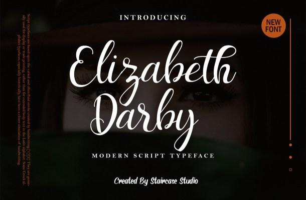 Elizabeth Darby Font