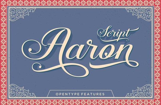 Aaron Font