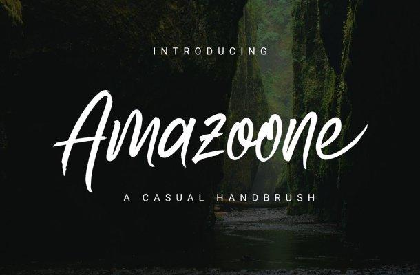 Amazoone Font