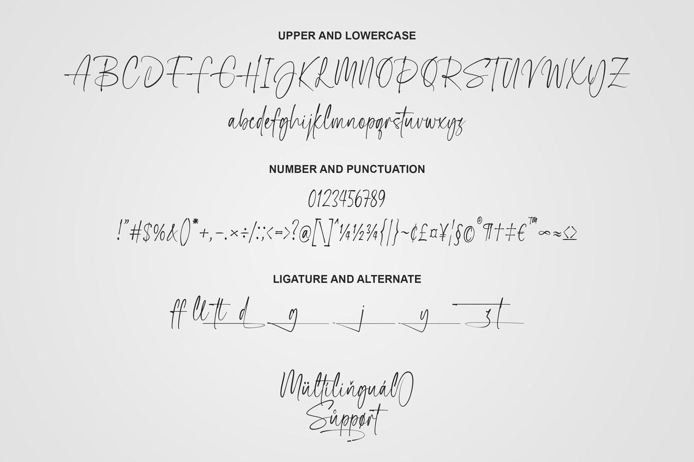 Primal Signature Font-3