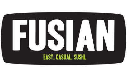 Free sushi roll from Fusian