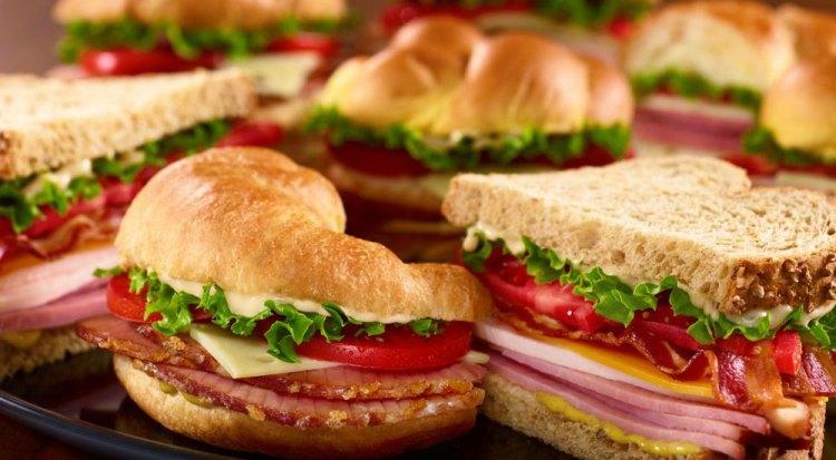 Free ham sandwich from Honeybaked Ham