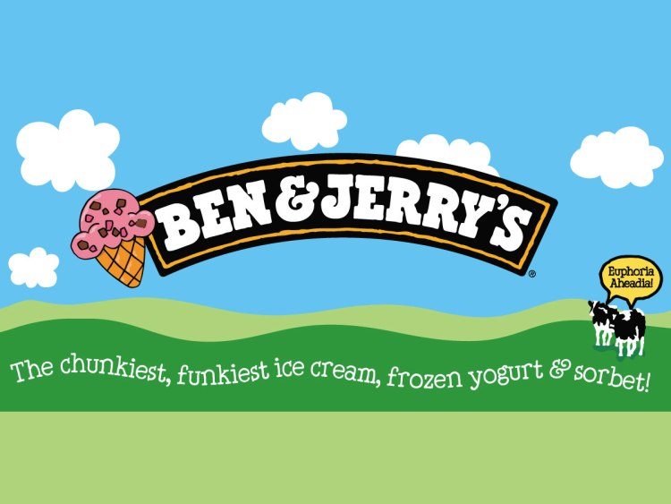 Free ice cream from Ben & Jerry's on April 4