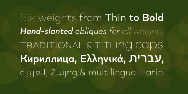 Quinoa Font Family