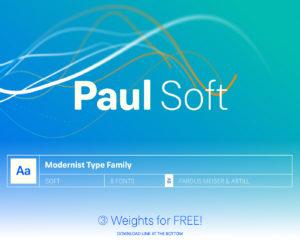 paul-soft-font-family