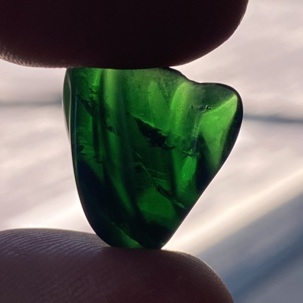 Helenite Cabochon