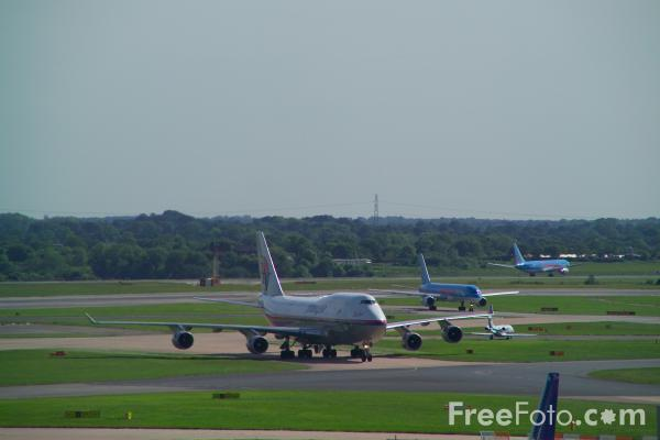 Southwest Airlines 747