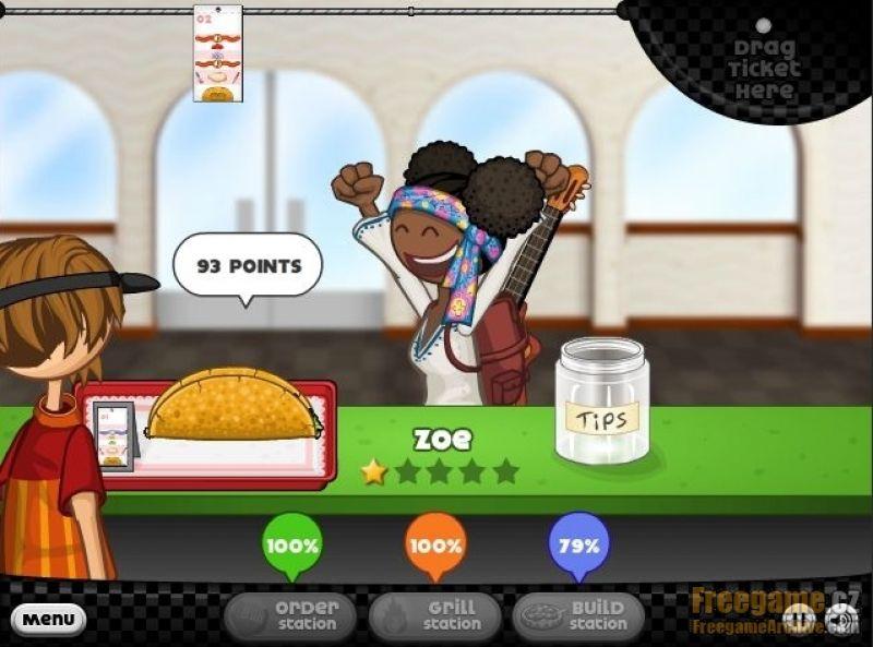 Hamster Restaurant Games 3