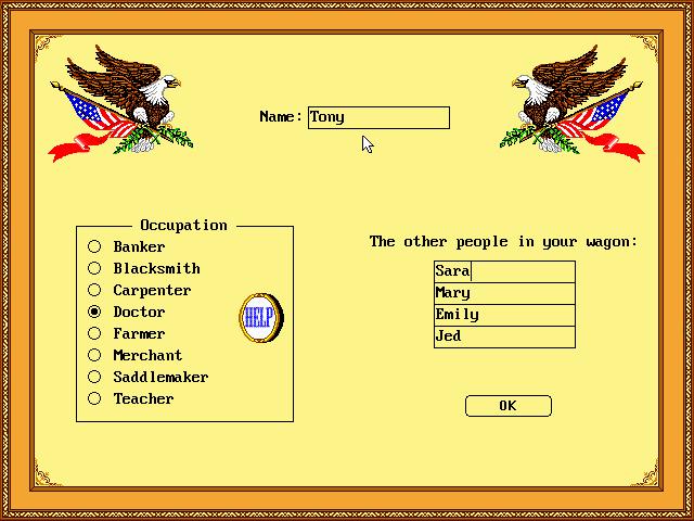 Resultado de imagen para oregon trail game