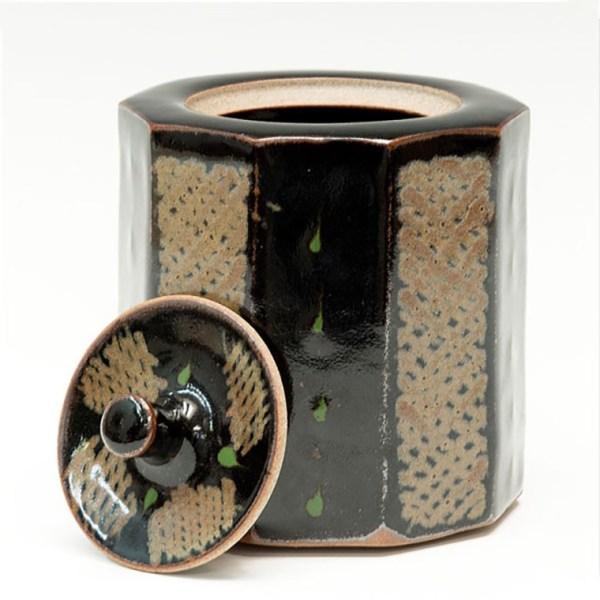 Faceted Jar by Carson Culp