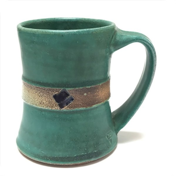 Mug by Jeff Oestreich