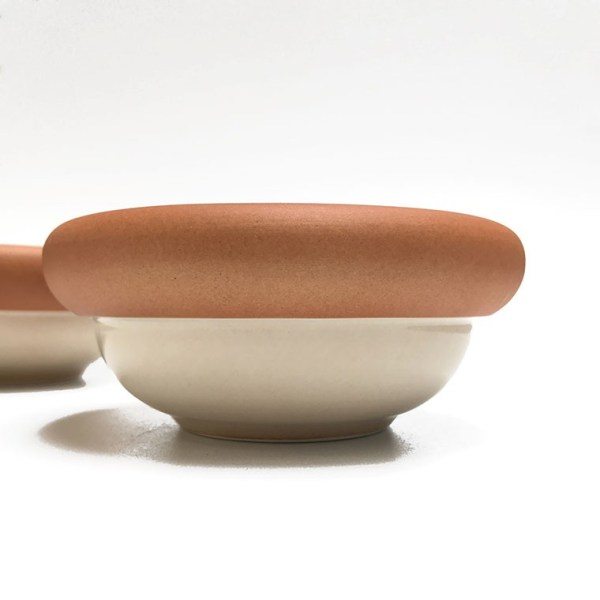 Thick Brim Bowls by Romulus Craft