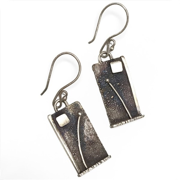 Traveler Earring by Theresa St. Romain