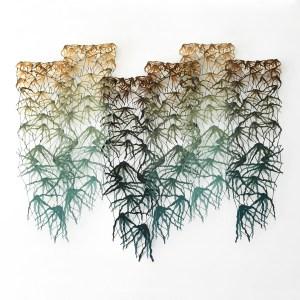 silk wall hanging