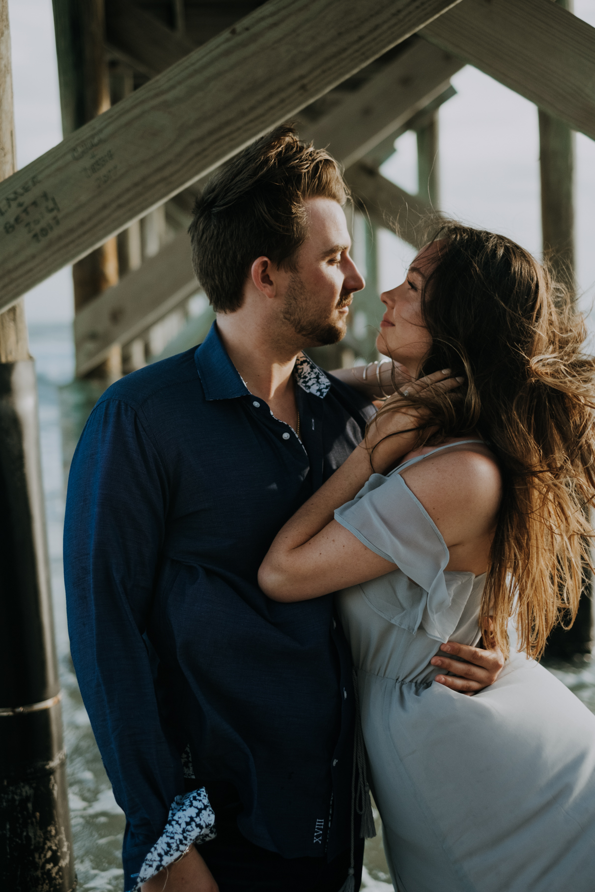 claire + cole   st petersburg engagement   tampa wedding photography and film