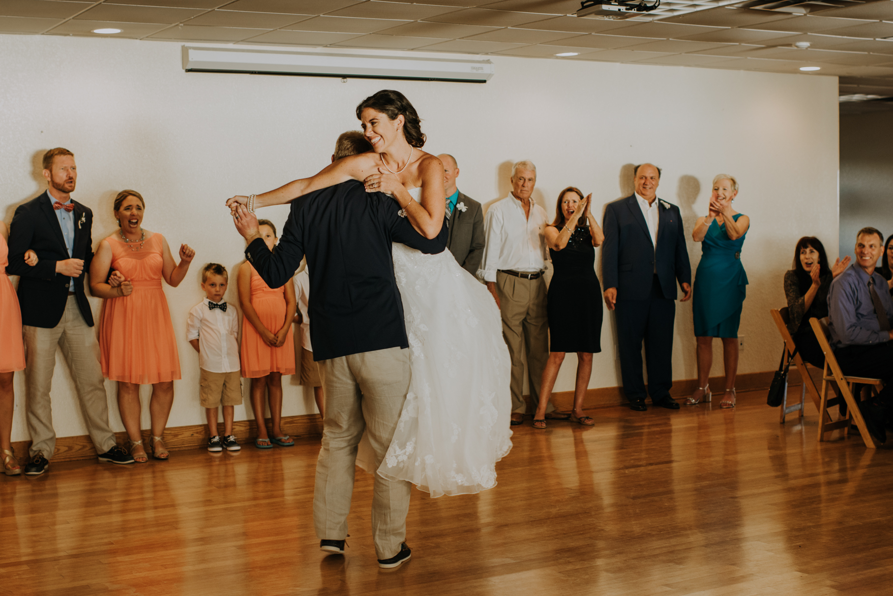 fort desoto wedding | tampa wedding photography | freehearted film co