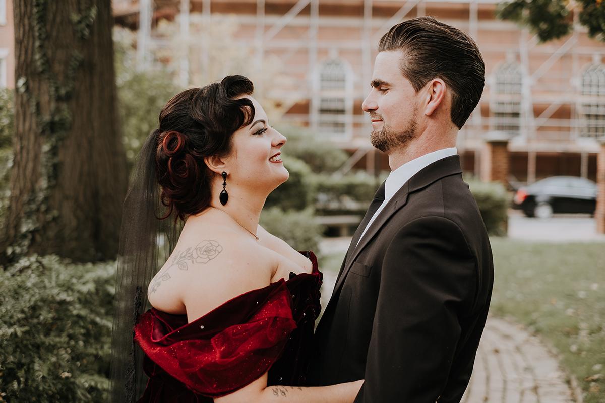 nontraditional wedding | philadelphia wedding | moody film wedding photography | travel wedding photographer