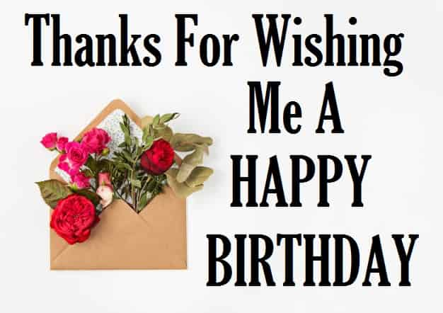 2021 Thank You Images For Birthday Wishes Thank You Pics