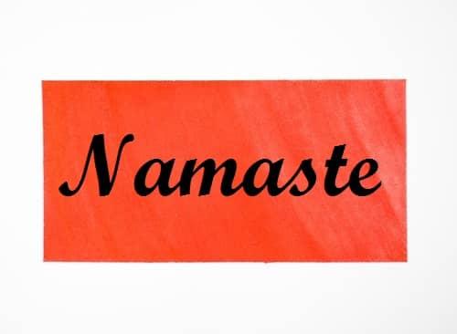 Namaste नमस्ते Images - Namaskar नमस्कार Imges (28)