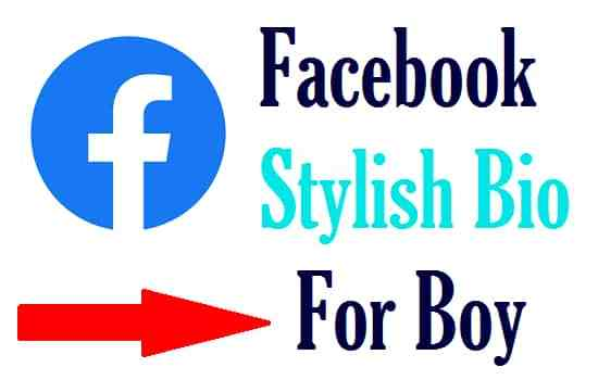 Stylish-Bio-For-Fb-For-Boy