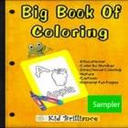 Free Big Book Of Coloring