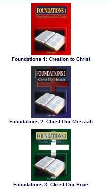 Free Bible Study Curriculum