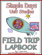 Free Field Trip Lapbook