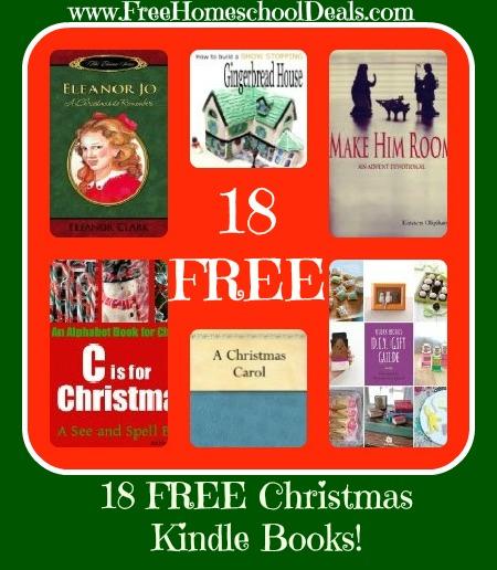 Free Kindle Christmas Books