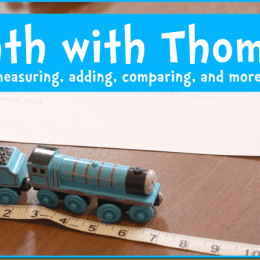 Free Thomas the Tank Engine Math Worksheets