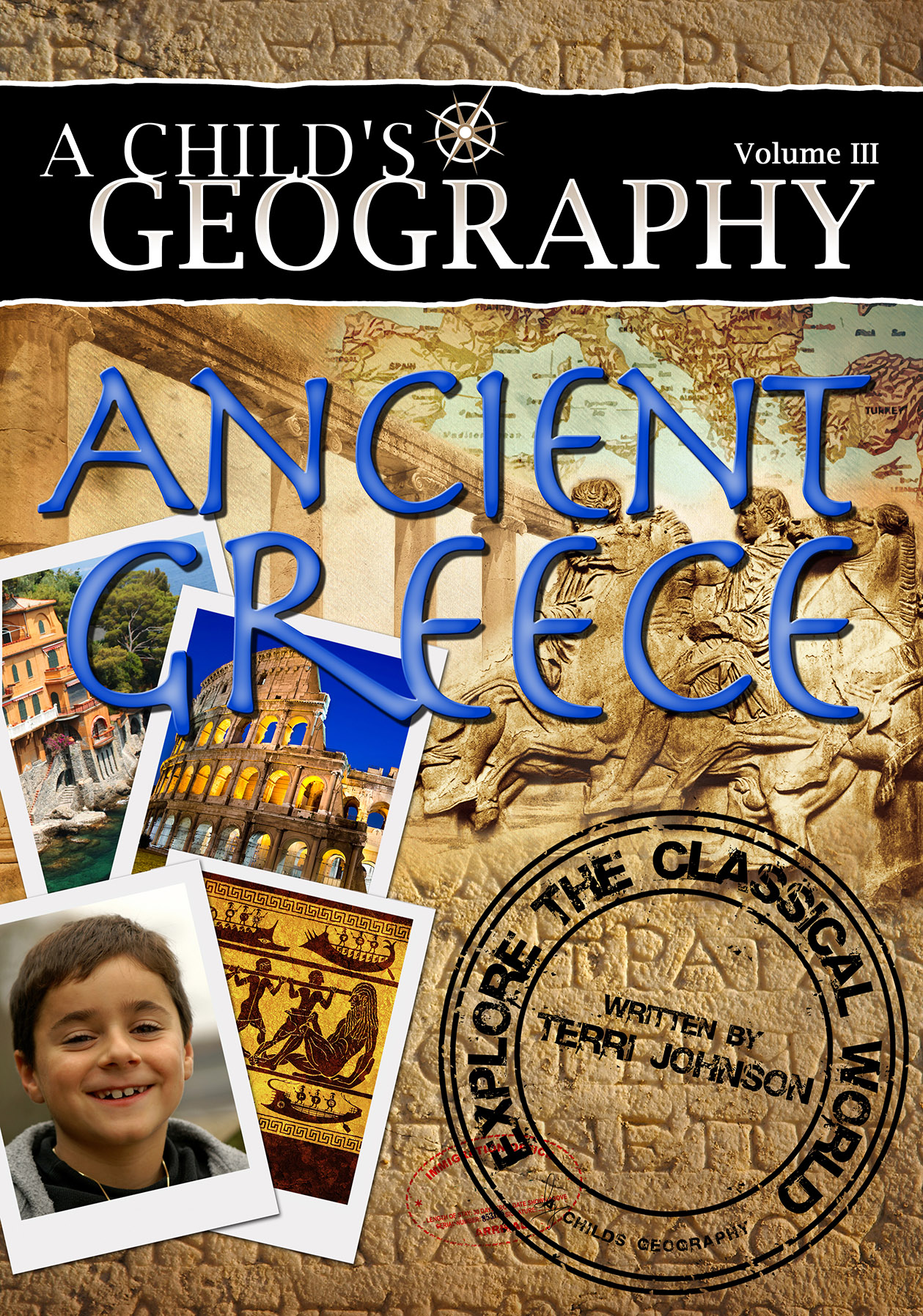 Free Ebook A Child S Geography Ancient Greece