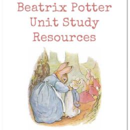Free Beatrix Potter Unit Study Resources