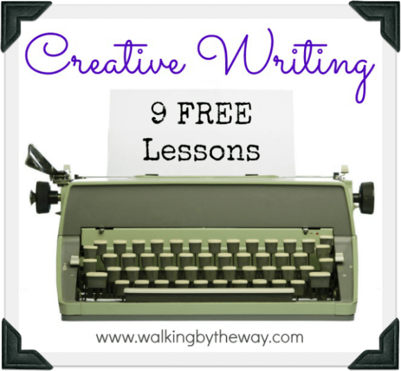 9 Free Creative Writing Lessons | Free Homeschool Deals