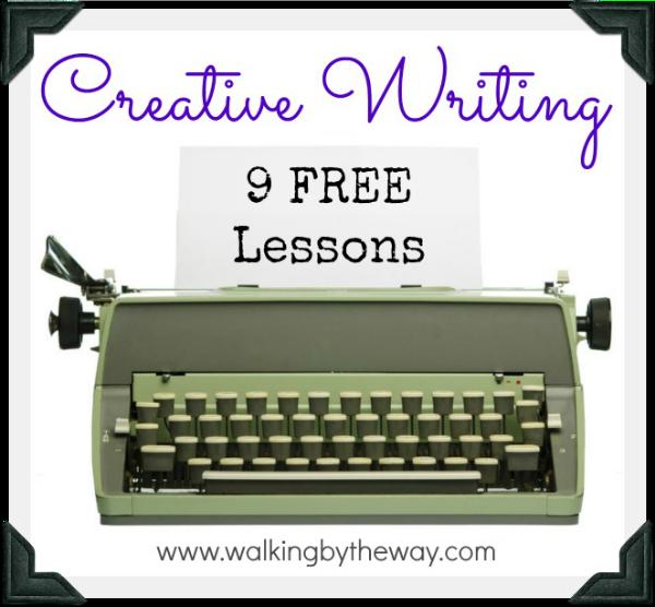9 Free Creative Writing Lessons | Free Homeschool Deals