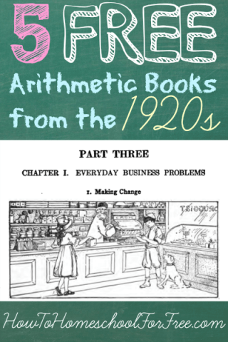 Arithmetic books
