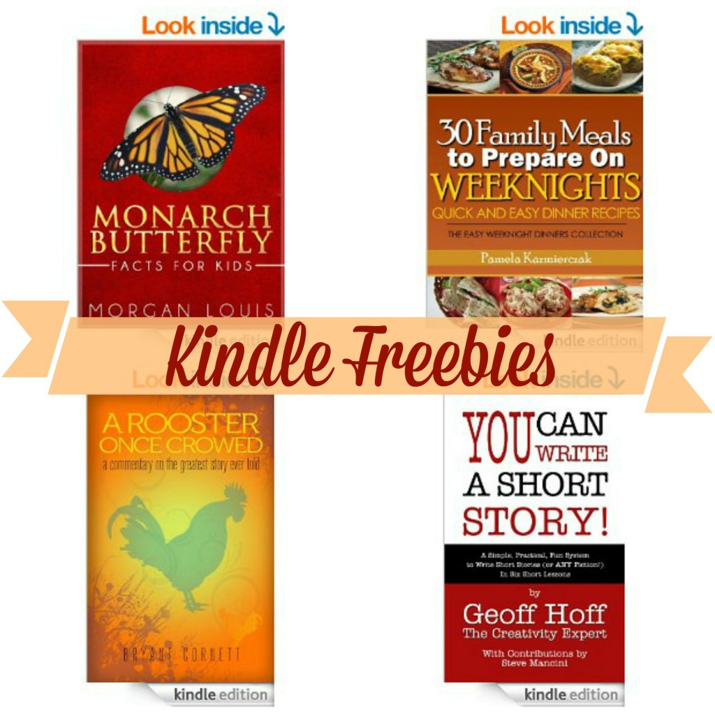 12 Kindle Freebies Elevating Excellence Monarch
