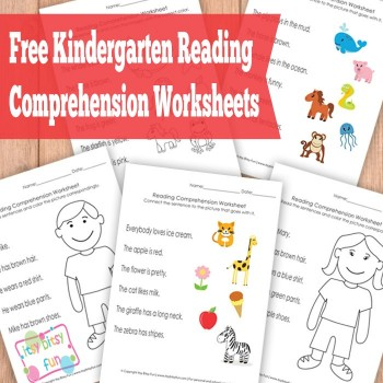 Free kindergarten reading comprehension worksheets free homeschool does your kindergartner love reading if so itsy bitsy fun shares these fun and free printable kindergarten comprehension worksheets ibookread PDF