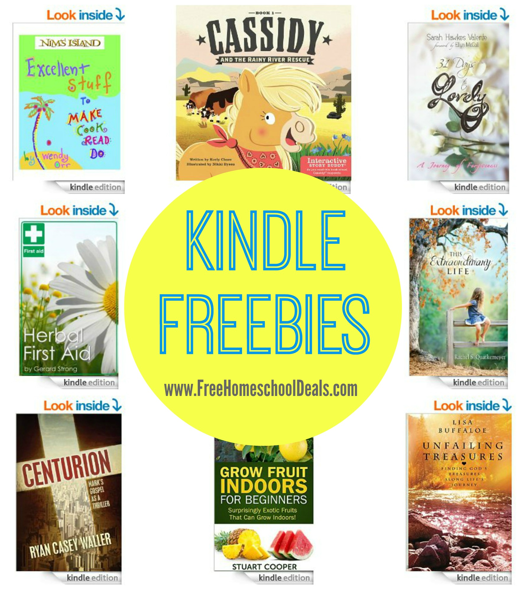 The Biggest List Of Freebies For Homeschoolers