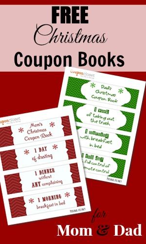 coupons book free