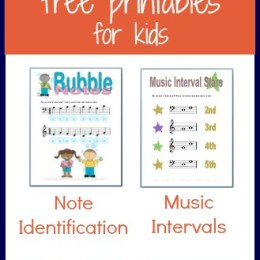FREE Music Theory Worksheets (25+ Pages!)
